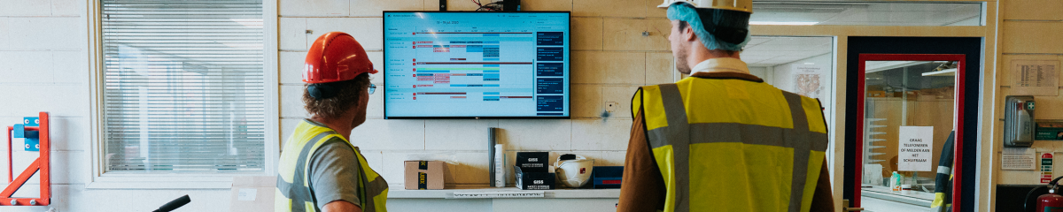 Grip op de werkplanning met het Grafisch Planbord
