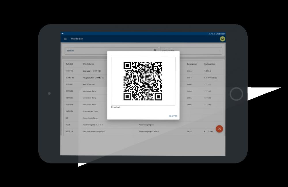 Nieuwe features! Digitale Monteur: Uitgebreid object informatie