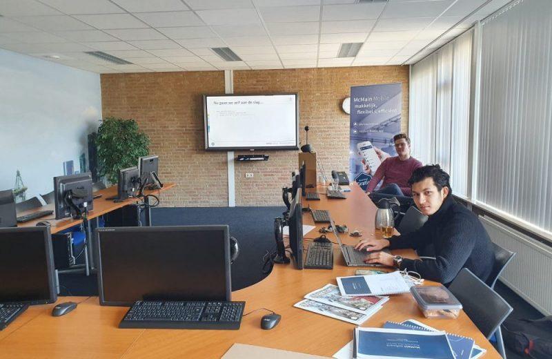 Online Trainingen bij McMain Software