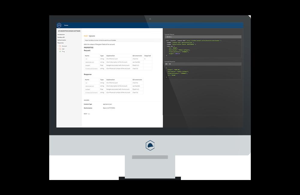 Nieuwe features! McMain Open API brengt data dichterbij