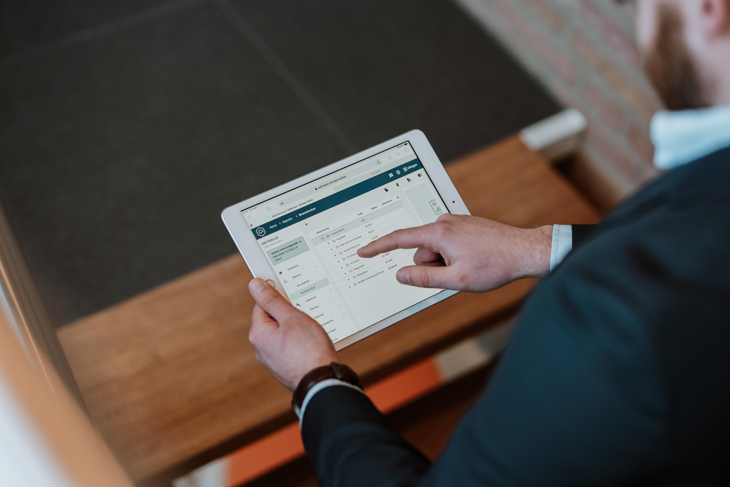 Werkvergunningen - McMain Software