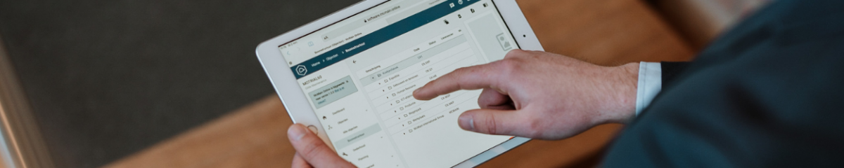 Asset managment software