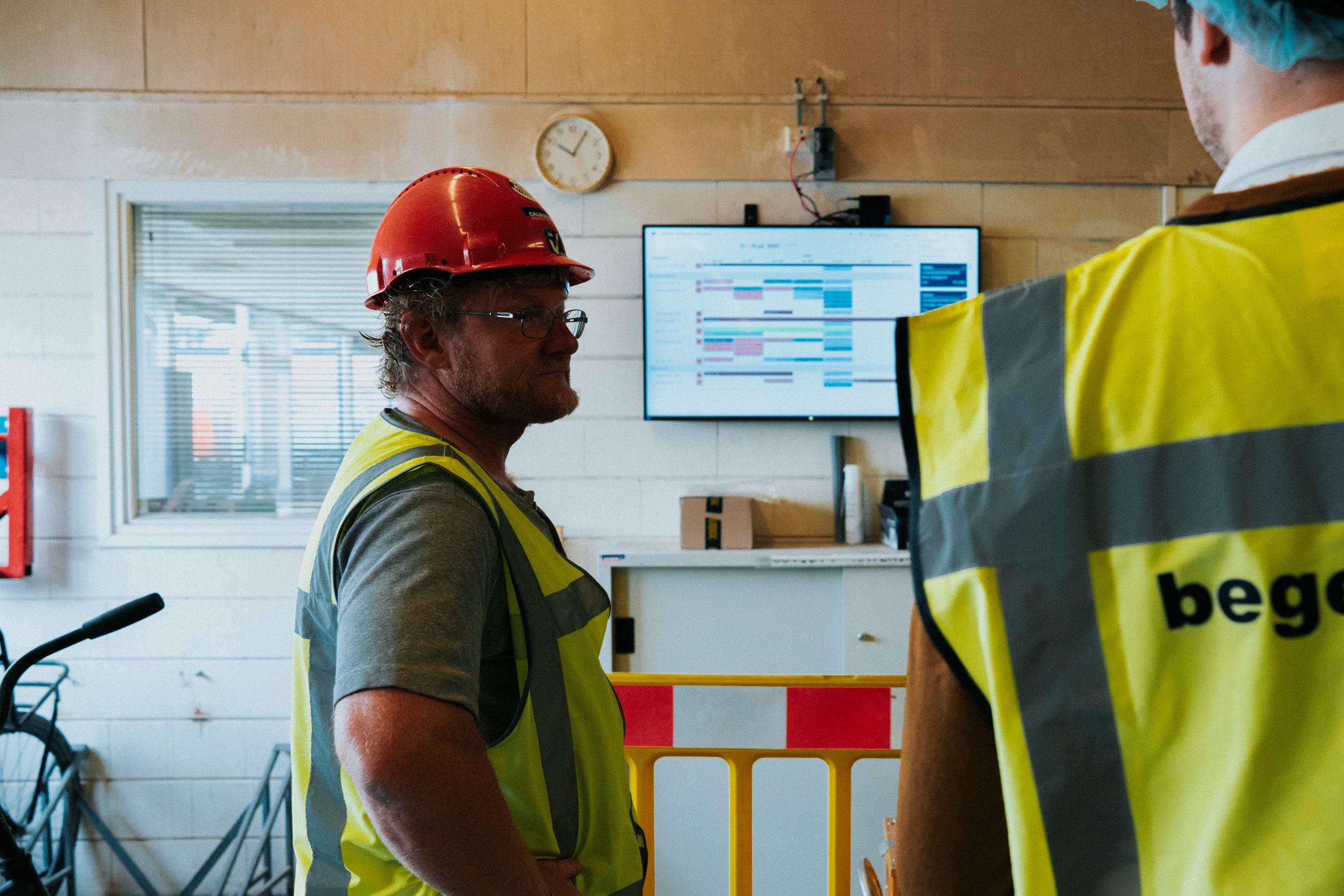 Facility maintenance software