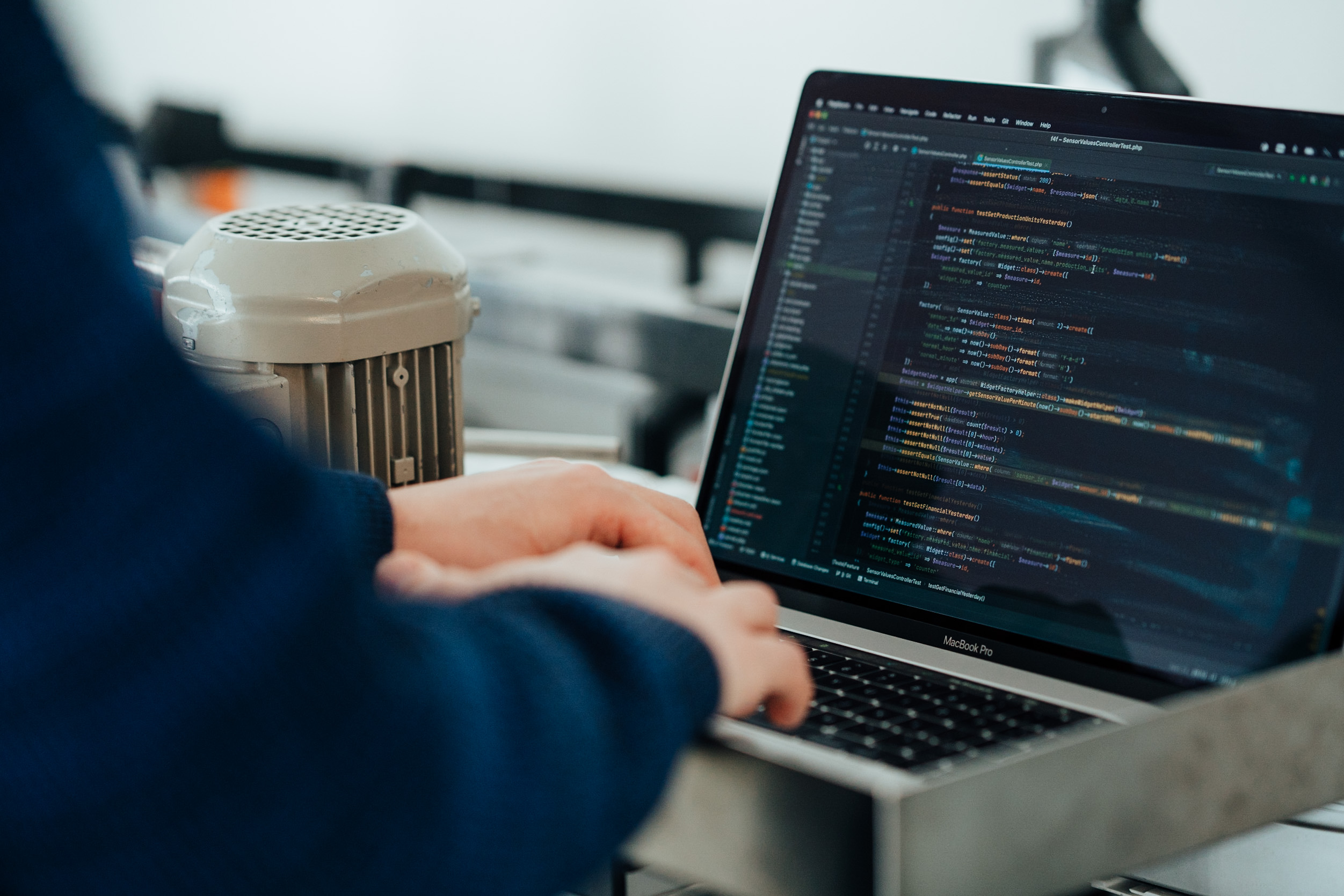 McMain Online gaat over naar Angular!